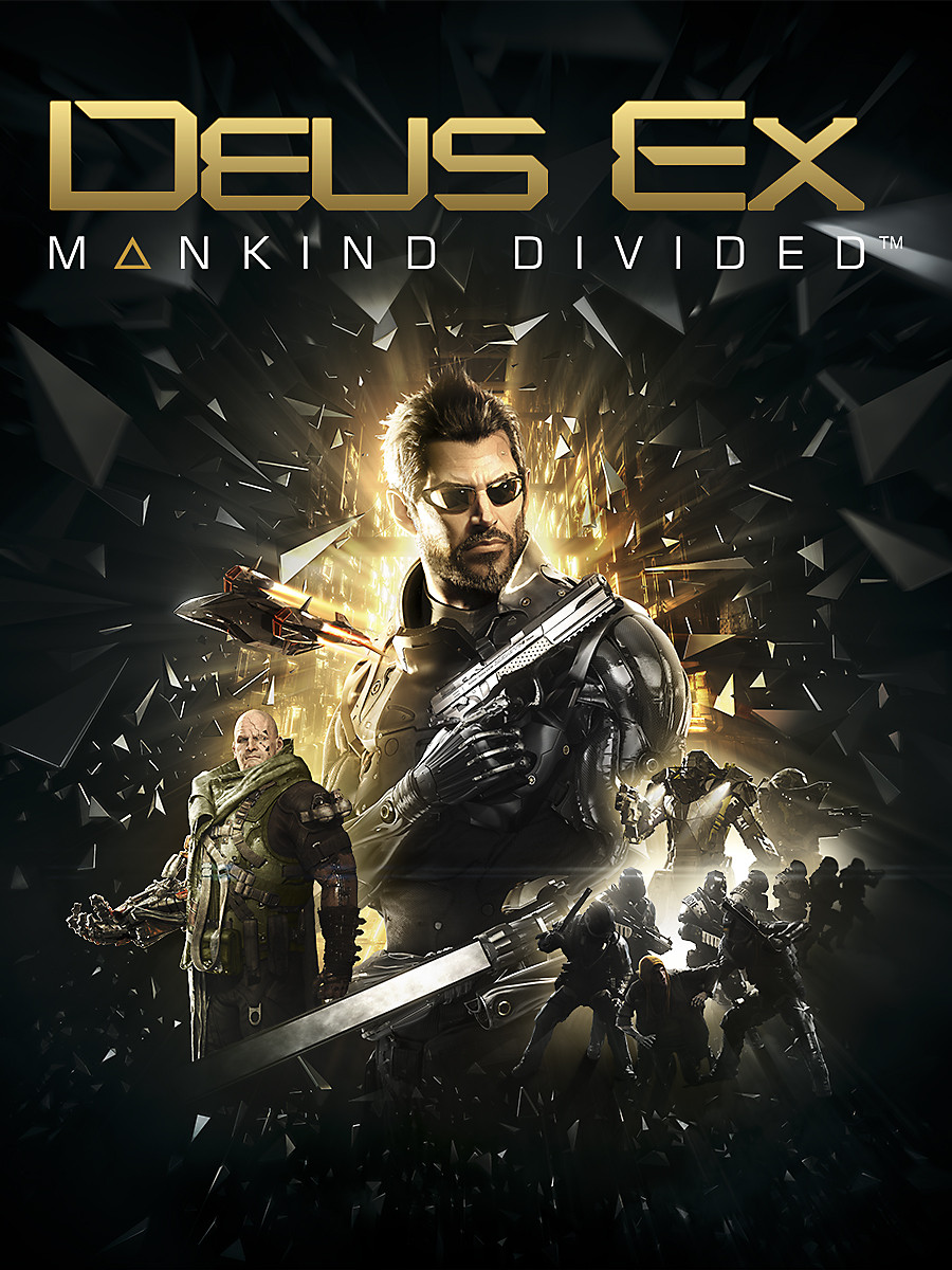 Deus Ex: Mankind Divided - PS4 Pro