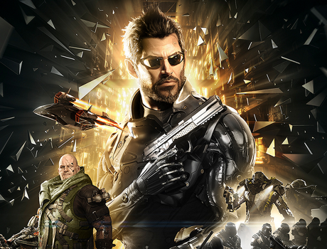Deus Ex: Mankind Divided