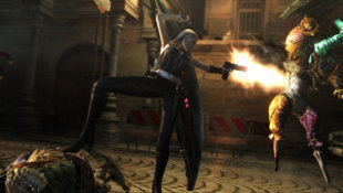 Devil May Cry 4 Special Edition Screenshot 3