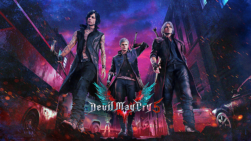 Jeu Devil May Cry 5 Deluxe Edition