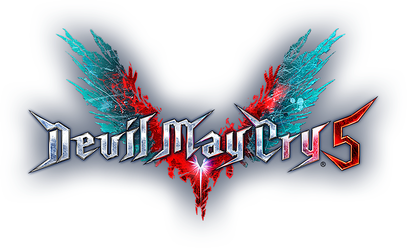 Logotipo de Devil May Cry 5