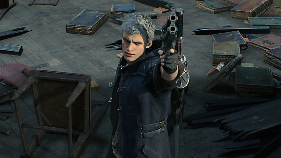 Devil May Cry 5 - Screenshot INDEX