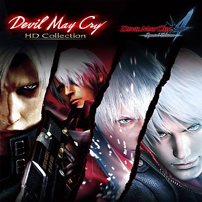 Pacote com Devil May Cry HD Collection e 4 Special Edition