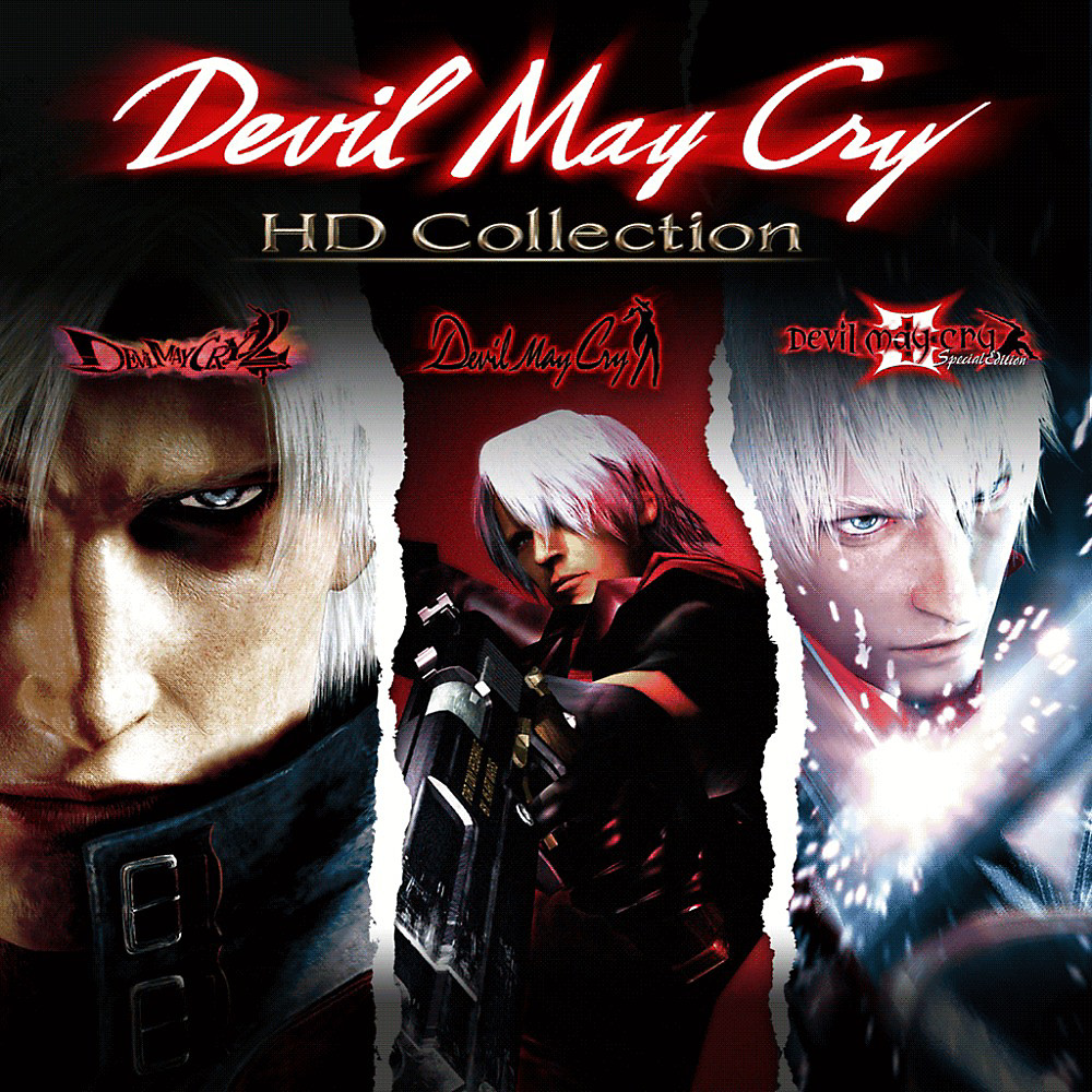 Colección de Devil May Cry en HD