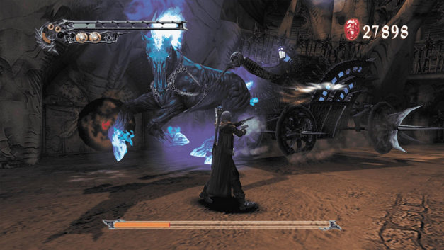 Devil May Cry HD Collection Screenshot 7