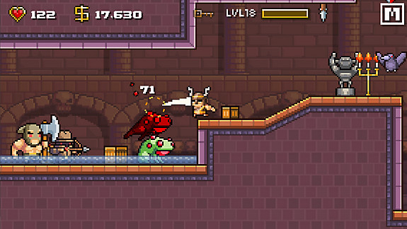 Devious Dungeon 2 - Screenshot INDEX