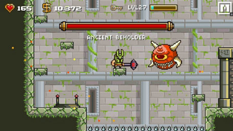 Devious Dungeon Trailer Screenshot