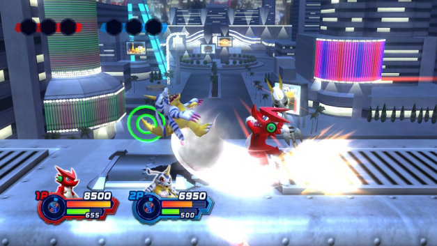 Digimon All-Star Rumble Screenshot 4