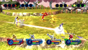 Digimon All-Star Rumble Screenshot 3