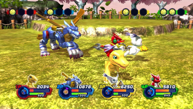 Digimon All-Star Rumble Screenshot 1