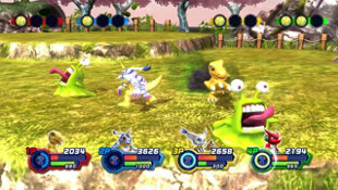 Digimon All-Star Rumble Screenshot 2