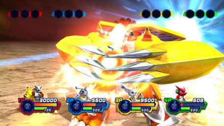 Digimon All-Star Rumble Trailer Screenshot