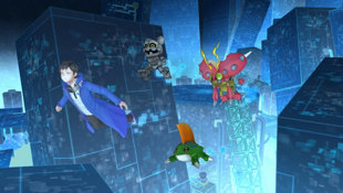 Digimon Story Cyber Sleuth: Hacker's Memory Screenshot 2