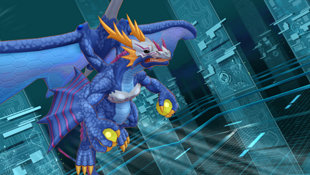 Digimon Story Cyber Sleuth: Hacker's Memory Screenshot 15