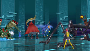 Digimon Story Cyber Sleuth: Hacker's Memory Screenshot 18