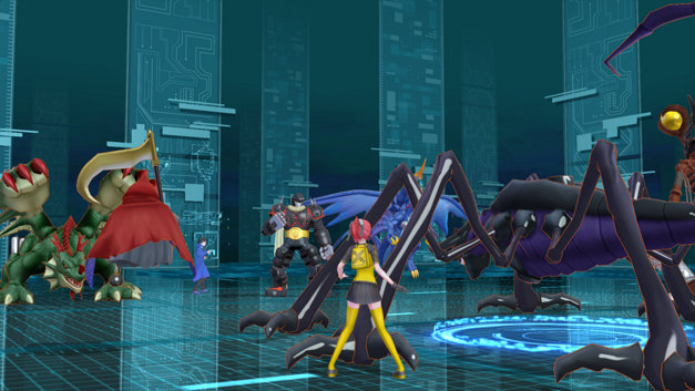 Digimon Story Cyber Sleuth: Hacker's Memory Screenshot 13