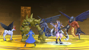 Digimon Story Cyber Sleuth: Hacker's Memory Screenshot 20
