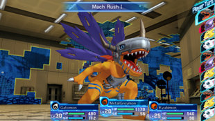 Digimon Story Cyber Sleuth Screenshot 2