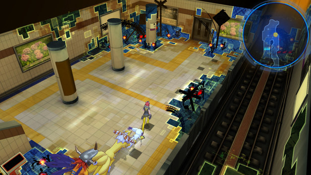 Digimon Story Cyber Sleuth Screenshot 4