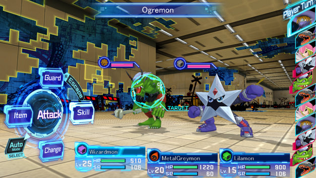 Digimon Story Cyber Sleuth Screenshot 7
