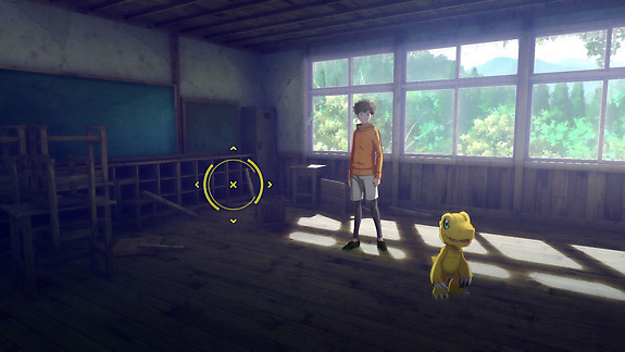 Digimon Survive - Screenshot INDEX
