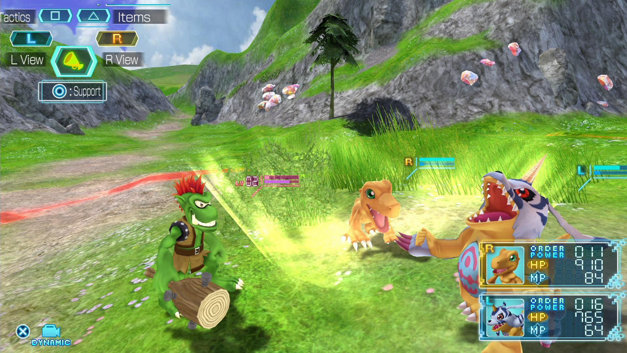 Digimon World: Next Order Screenshot 1