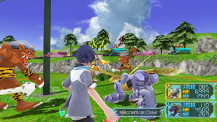 Digimon World: Next Order Screenshot 2