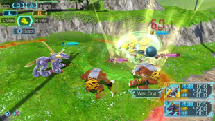 Digimon World: Next Order Screenshot 3