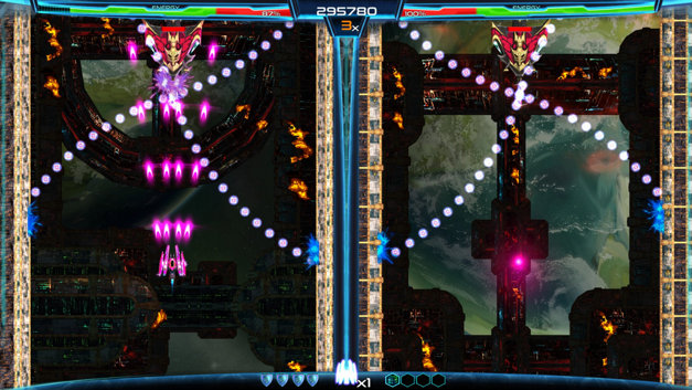 Dimension Drive Screenshot 1