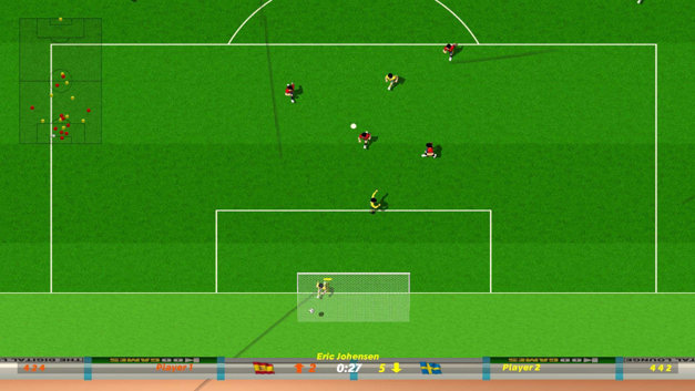 Dino Dini's Kick Off Revival Screenshot 7