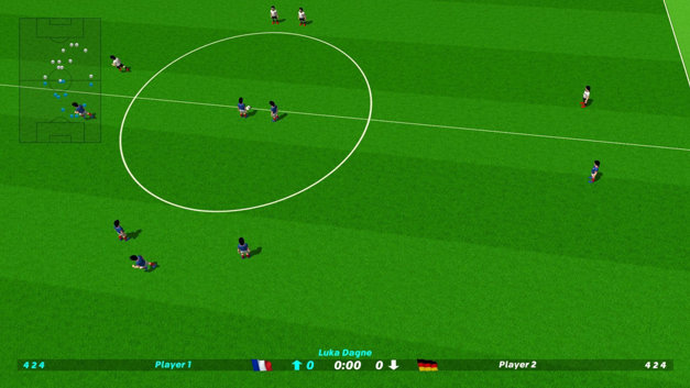 Dino Dini's Kick Off Revival Screenshot 4