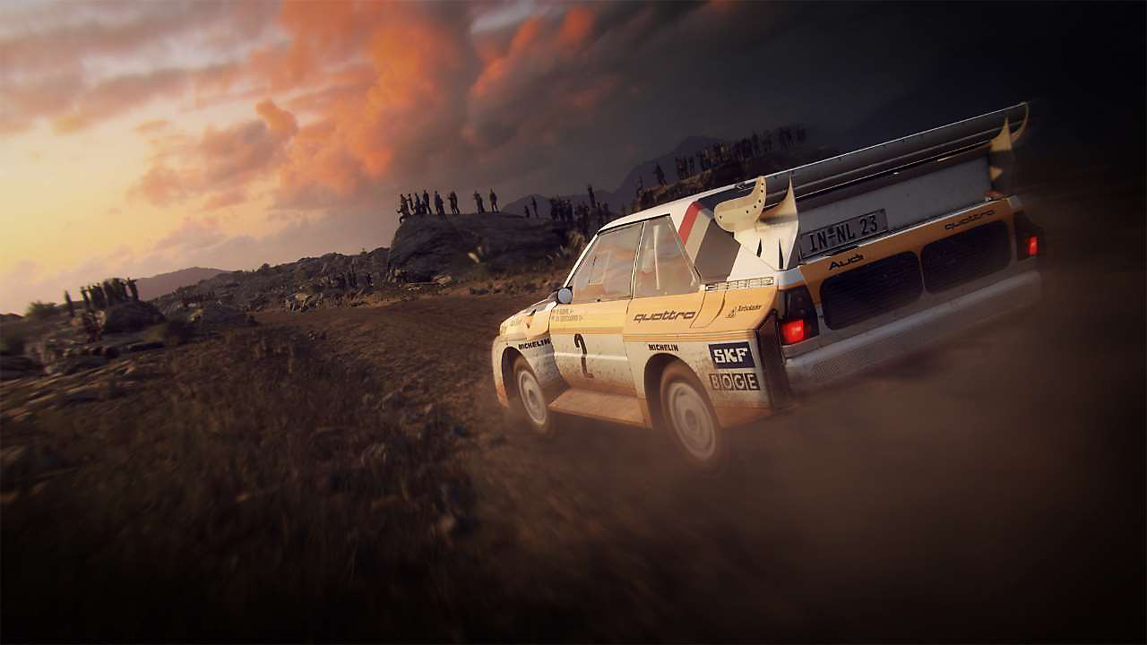 Gameplay de DiRT Rally 2.0