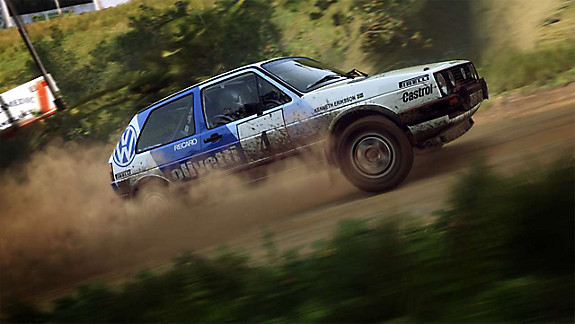 DiRT Rally 2.0 - Screenshot INDEX