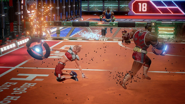 Disc Jam Screenshot 10