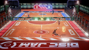 Disc Jam Screenshot 6