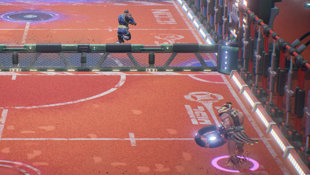 Disc Jam Screenshot 2