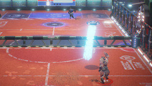 Disc Jam Screenshot 3