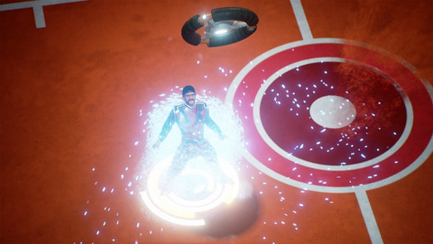Disc Jam Screenshot 4