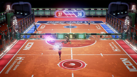 Disc Jam Trailer Screenshot