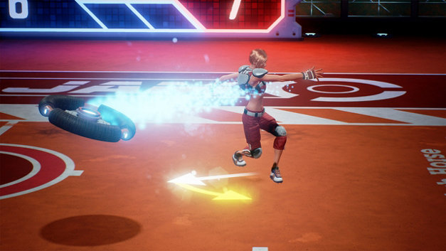 Disc Jam Screenshot 7