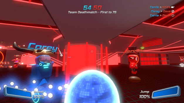 Disco Dodgeball Remix  Screenshot 7