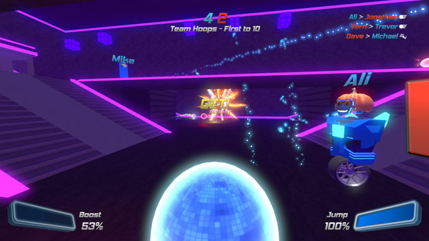 Disco Dodgeball Remix  Screenshot 1