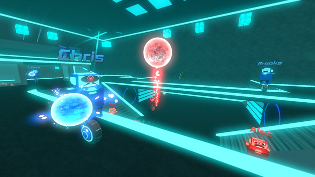 Disco Dodgeball Remix  Screenshot 4