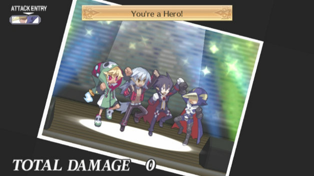 Disgaea 4: A Promise Revisited Screenshot 1