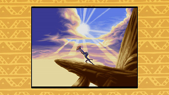 Disney Classic Games: Aladdin and The Lion King - Screenshot INDEX