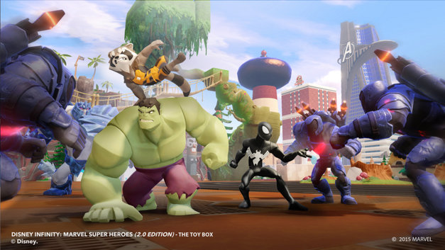 Disney Infinity: Marvel Super Heroes (2.0 Edition) Screenshot 7