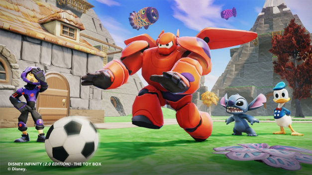 Disney Infinity (2.0 Edition) Screenshot 7
