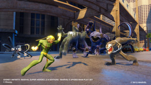 Disney Infinity: Marvel Super Heroes (2.0 Edition) Screenshot 2