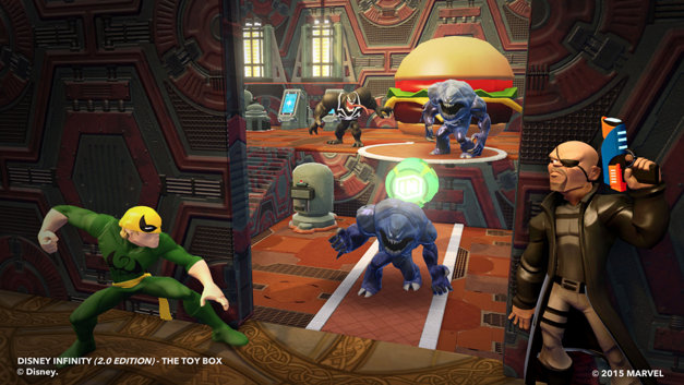 Disney Infinity: Marvel Super Heroes (2.0 Edition) Screenshot 1