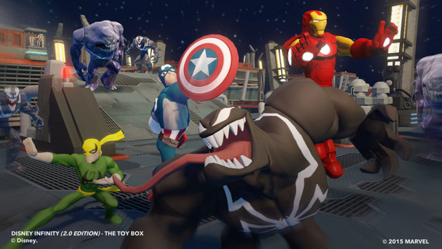 Disney Infinity: Marvel Super Heroes (2.0 Edition) Screenshot 4